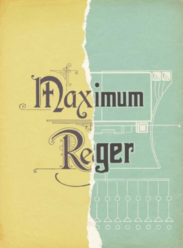 DVD Box Cover Maximum Reger